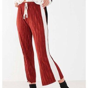 Orange Flowy pants